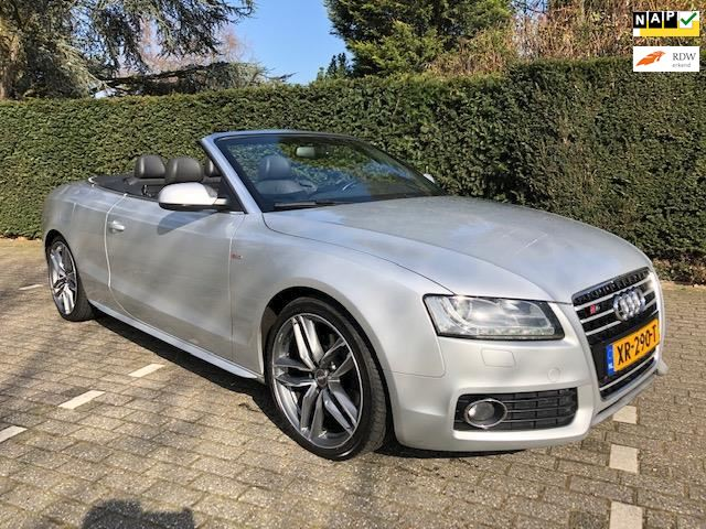 Audi A5 Cabriolet occasion - Verkroost Auto's
