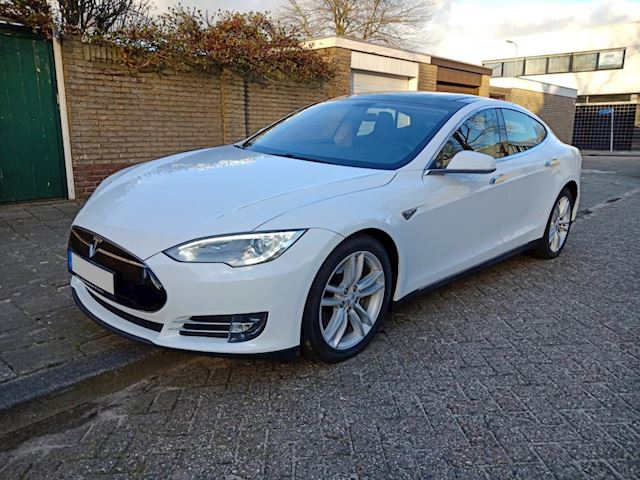 Tesla Model S 85 Performance 422pk TECH PACK PANORAMA 0% BIJTELLING