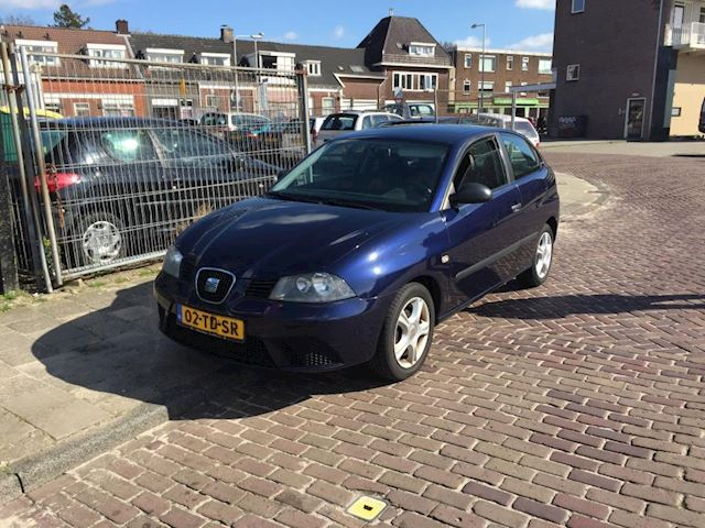 Seat Ibiza 1.2-12V Selection 3drs