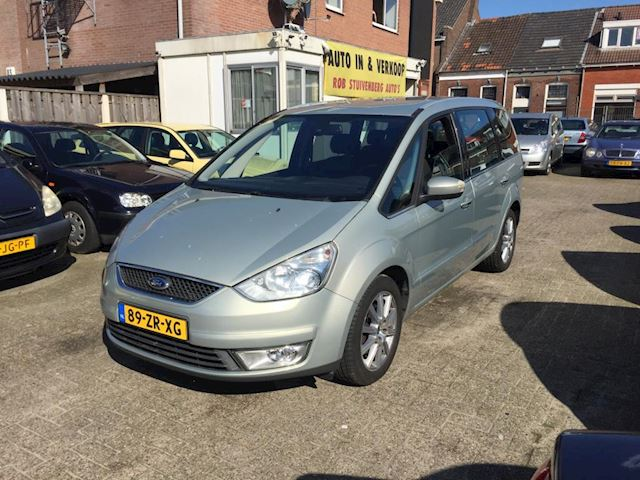 Ford Galaxy 2.0 TDCi Ghia 7 pers super auto