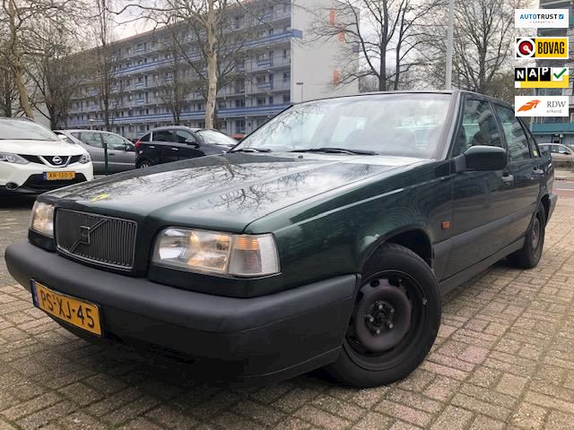 Volvo 850 2.5 Luxury-Line Clima/Cruise (Youngtimer)