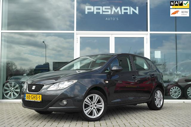 Seat Ibiza 1.4 Stylance  5 Deurs, Clima, LM, DEALER AUTO