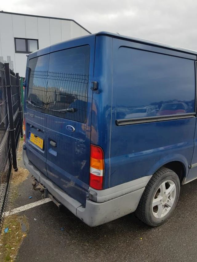Ford Transit 260S 2.0TDdi Business Edition dubb cab airco