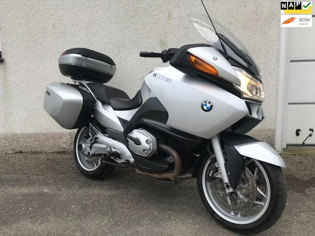 BMW Tour R 1200 RT / R1200RT 3 KOFFERS - NETTE MOTOR