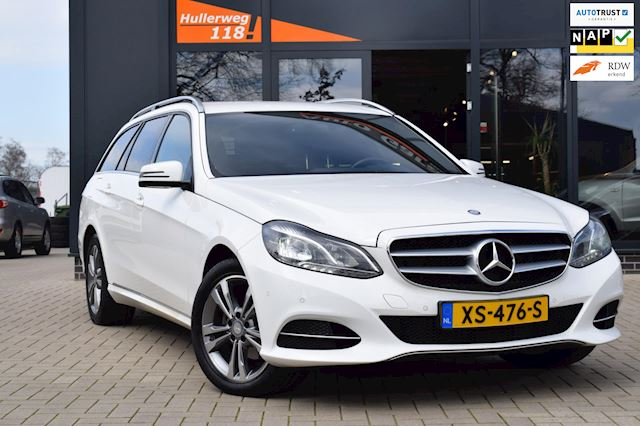 Mercedes-Benz E-klasse Estate 220 BlueTEC Ambition Avantgarde