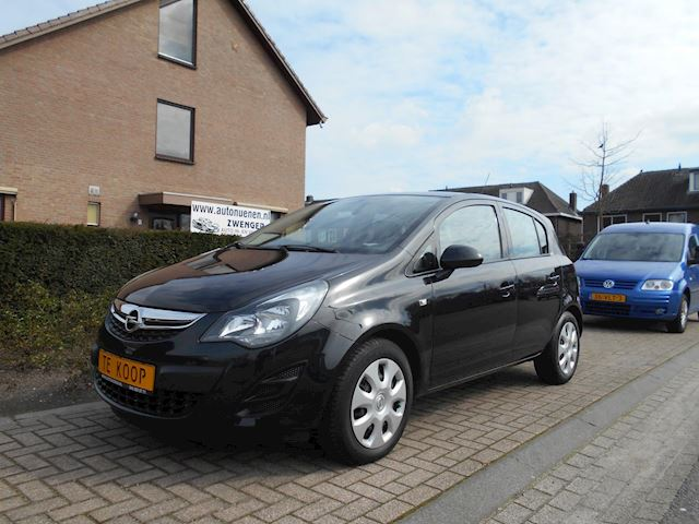 Opel Corsa 1.4-16V Edition 1.4 AUT. 5-D AIRCO/STOELVERW./STUURVERW. INRUIL MOG.