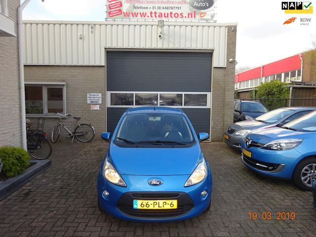 Ford Ka 1.2 Titanium X start/stop met set winter wielen
