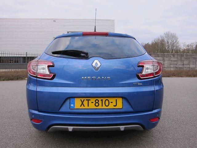 Renault Mégane Estate 1.2 TCe GT-Line LEDER NAVI CLIMA 1e EIGENAAR 52000 KM!!!