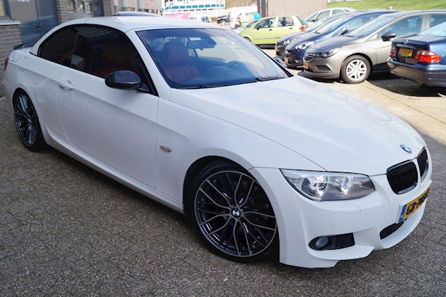BMW 3-serie Cabrio 320d High Executive M Pakket Navi Bom Volllll