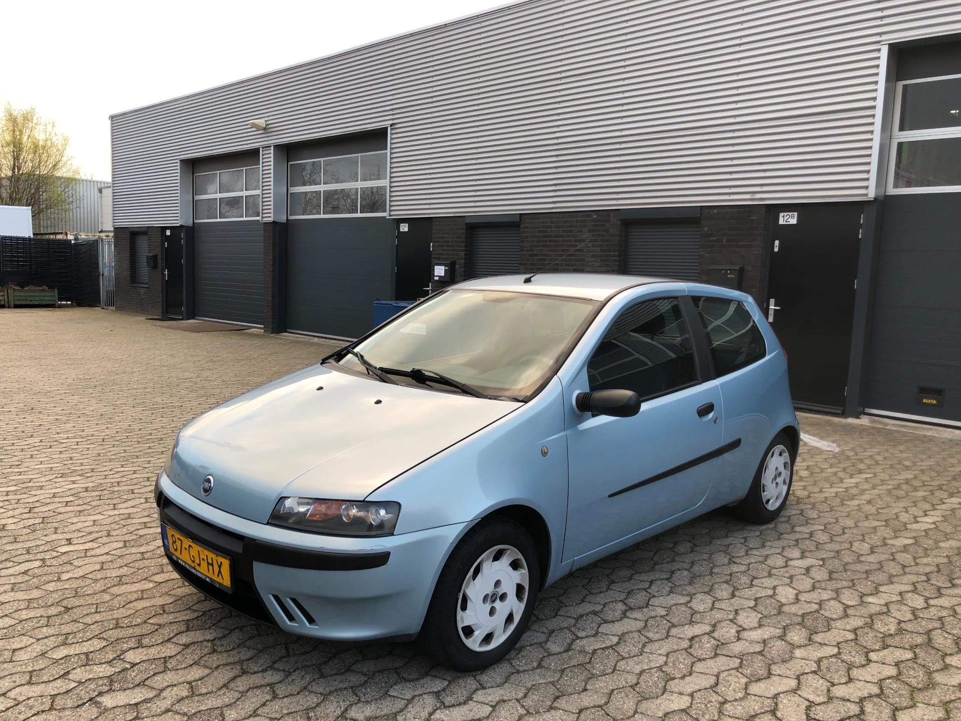 Fiat Punto occasion - City Cars Breda