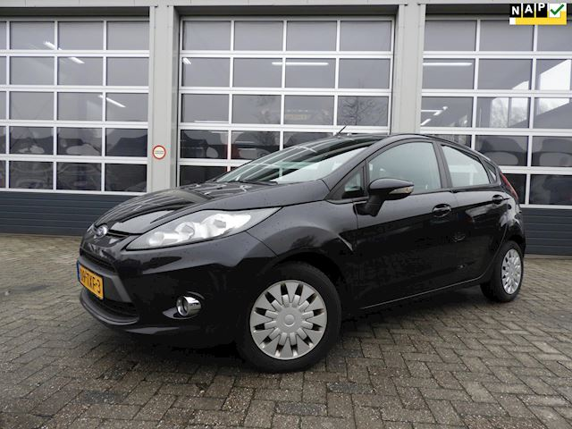 Ford Fiesta 1.6 TDCi ECOnetic Lease Trend