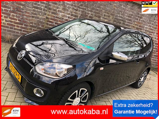 Volkswagen Up! 1.0 high up! BlueMotion Check Deze Hele Coole Up!