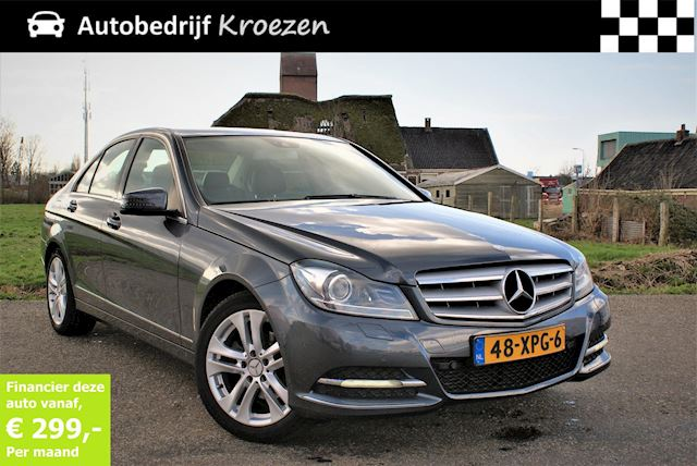 Mercedes-Benz C-klasse 180 Avantgarde * NL Auto * Facelift Model * Dealer onderhouden *