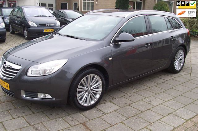Opel Insignia Sports Tourer 1.4 Turbo EcoFLEX Edition Navi Clima PDC Trekhaak Apk 05-2020