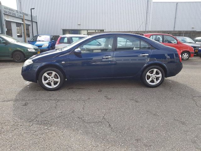 Nissan Primera 1.8 Business Edition