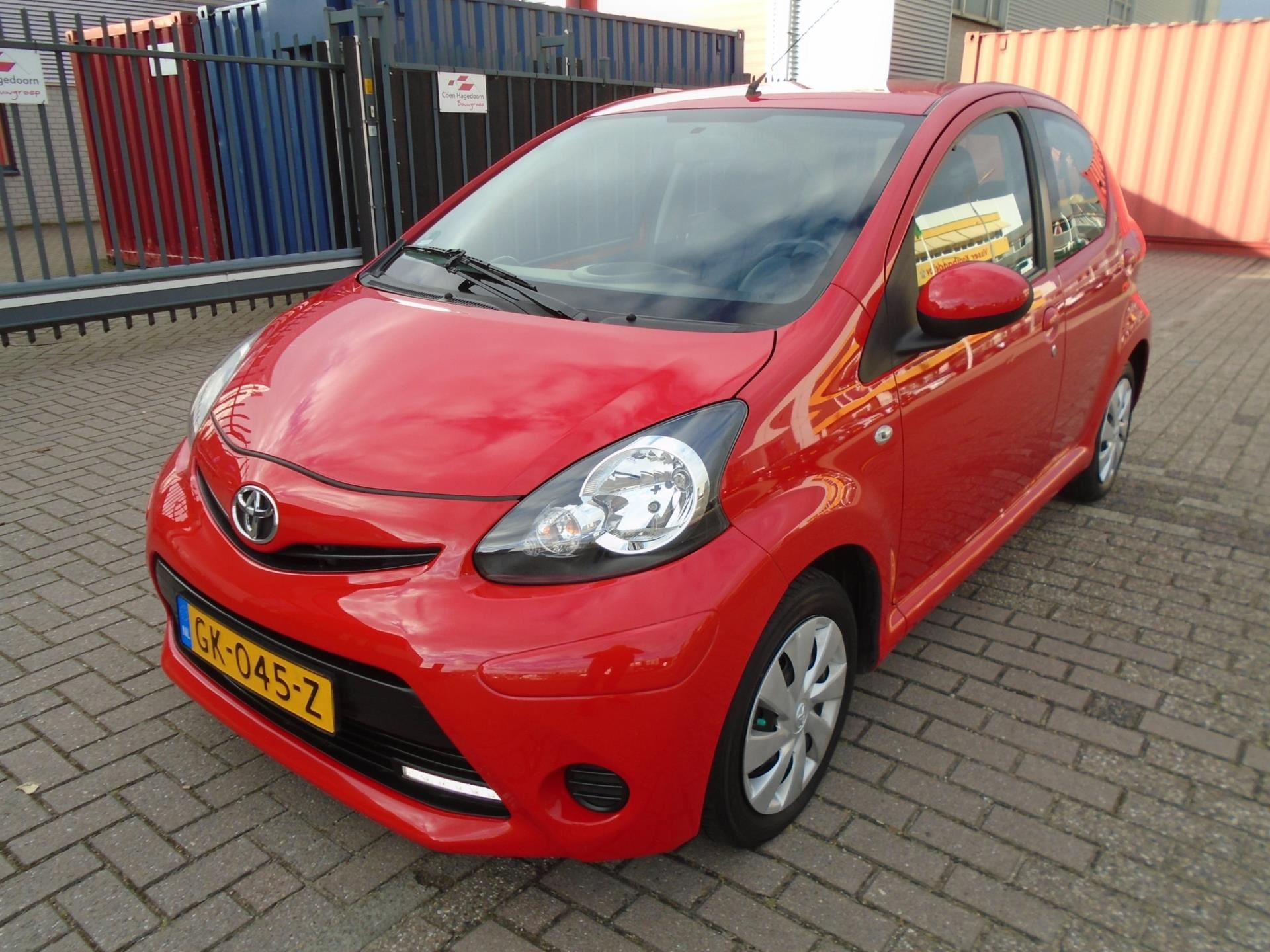 Toyota Aygo occasion - Handelsonderneming M.A.C.