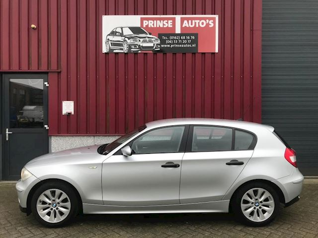 BMW 1-serie 116i Executive 5-Drs.