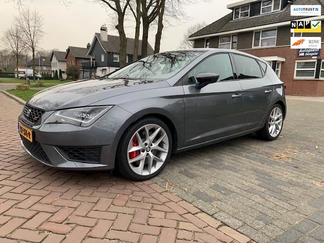 Seat Leon 2.0 TSI Cupra 290 Connect