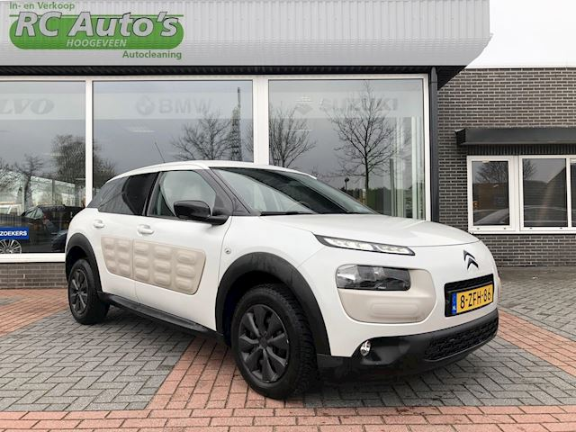 Citroen C4 Cactus 1.6 BlueHDi Business PARELMOER-NAVI-PANODAK-CAMERA
