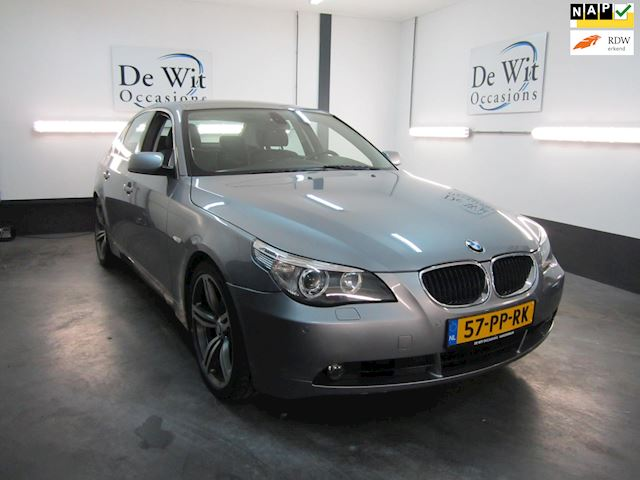 BMW 5-serie occasion - De Wit Occasions