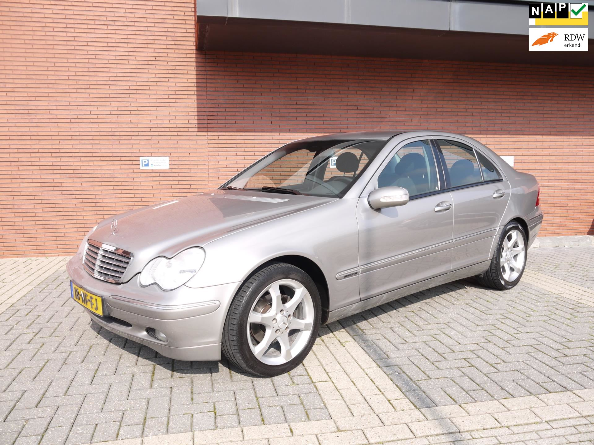 Mercedes-Benz C-klasse occasion - MC Auto