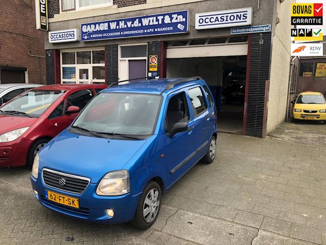 Suzuki Wagon R+ 1.3 First Edition