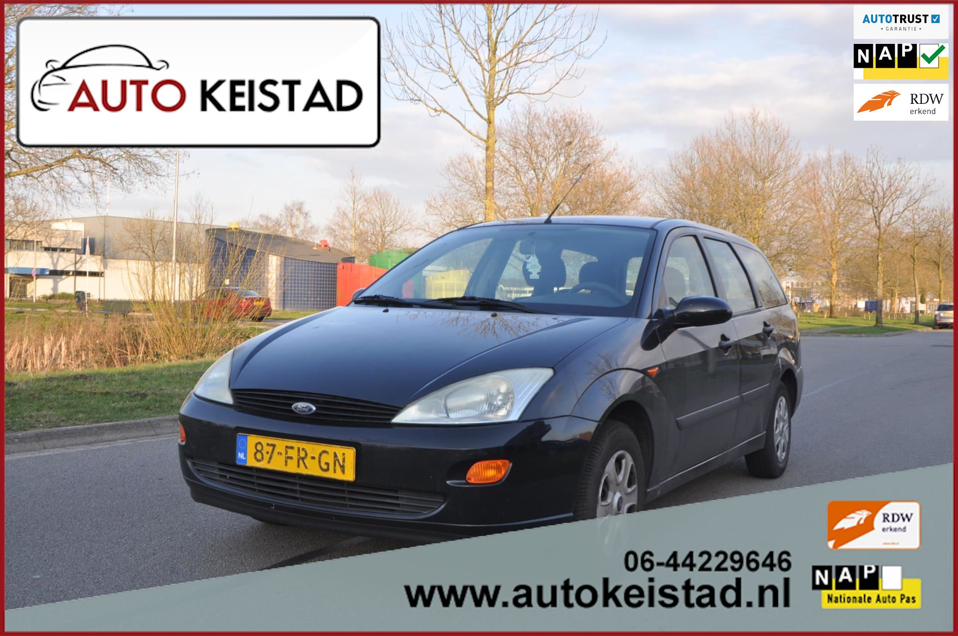 Ford Focus Wagon occasion - Auto Keistad