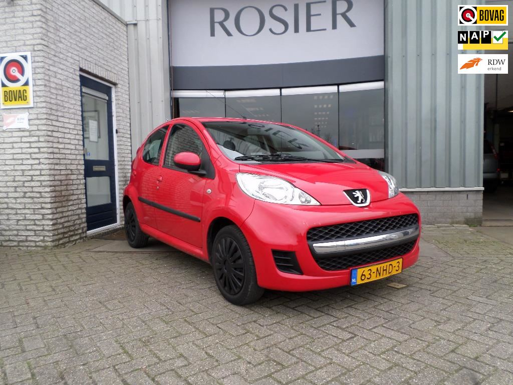Peugeot 107 occasion - Rosier Auto's