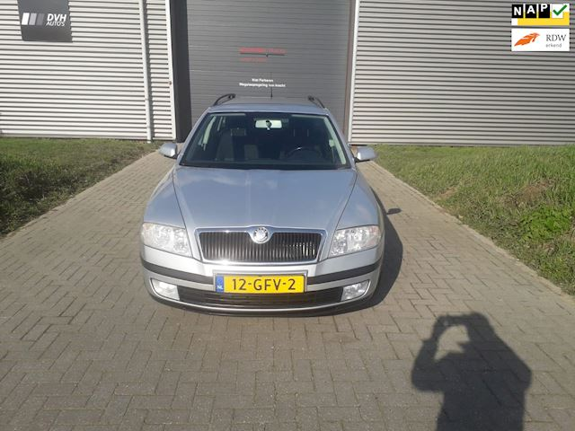 Skoda Octavia Combi 1.9 TDI Ambiente Attractive Business