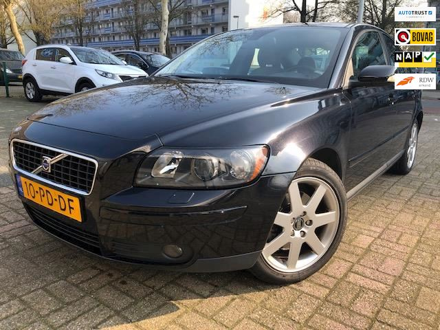 Volvo S40 2.4i Exclusive Clima/Cruise/Leer