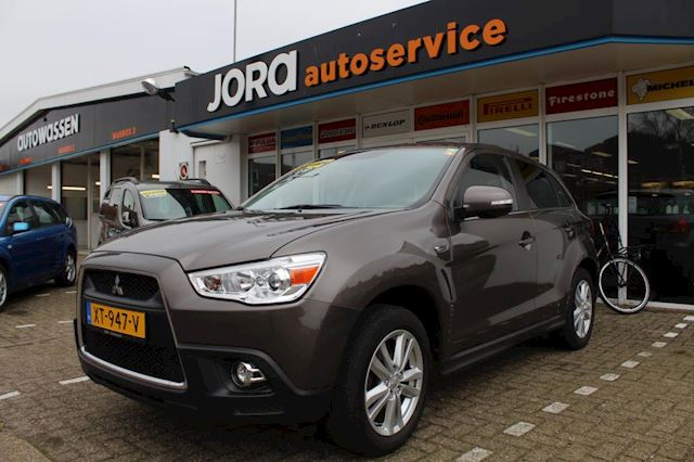 Mitsubishi ASX 1.6 Instyle ClearTec