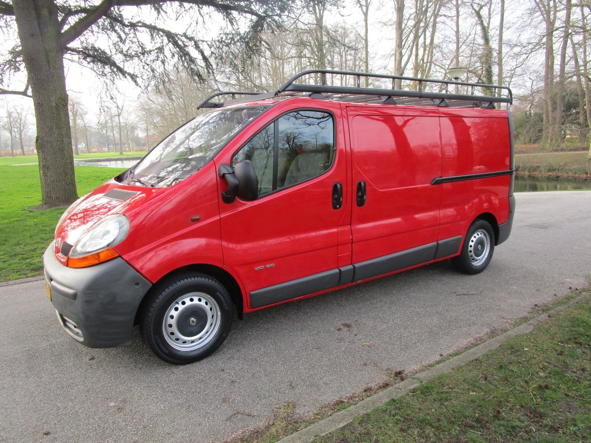 Renault Trafic occasion - Auto Tewes