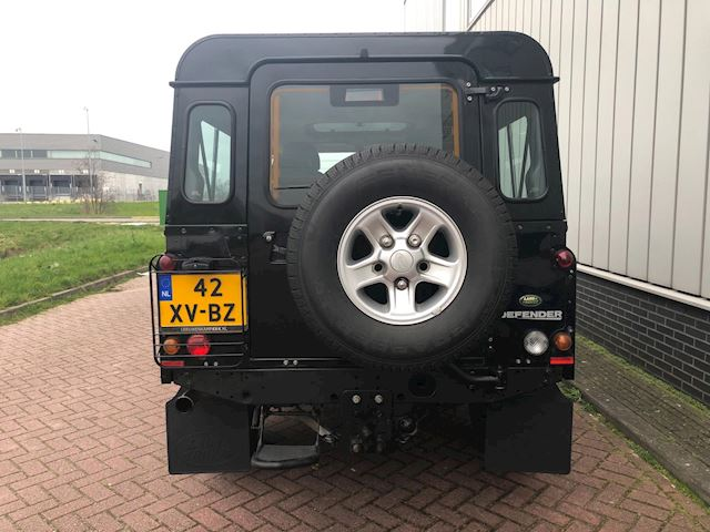 Land Rover Defender 2.4 TD 110 SW XTech 7 zits, Stoelverw. Airco, Orig.NL Dealer OH