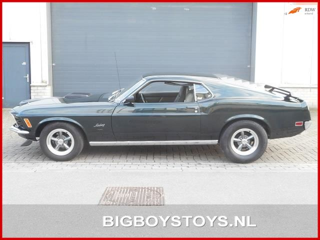 Ford USA Mustang 5.7 V8 Fastback