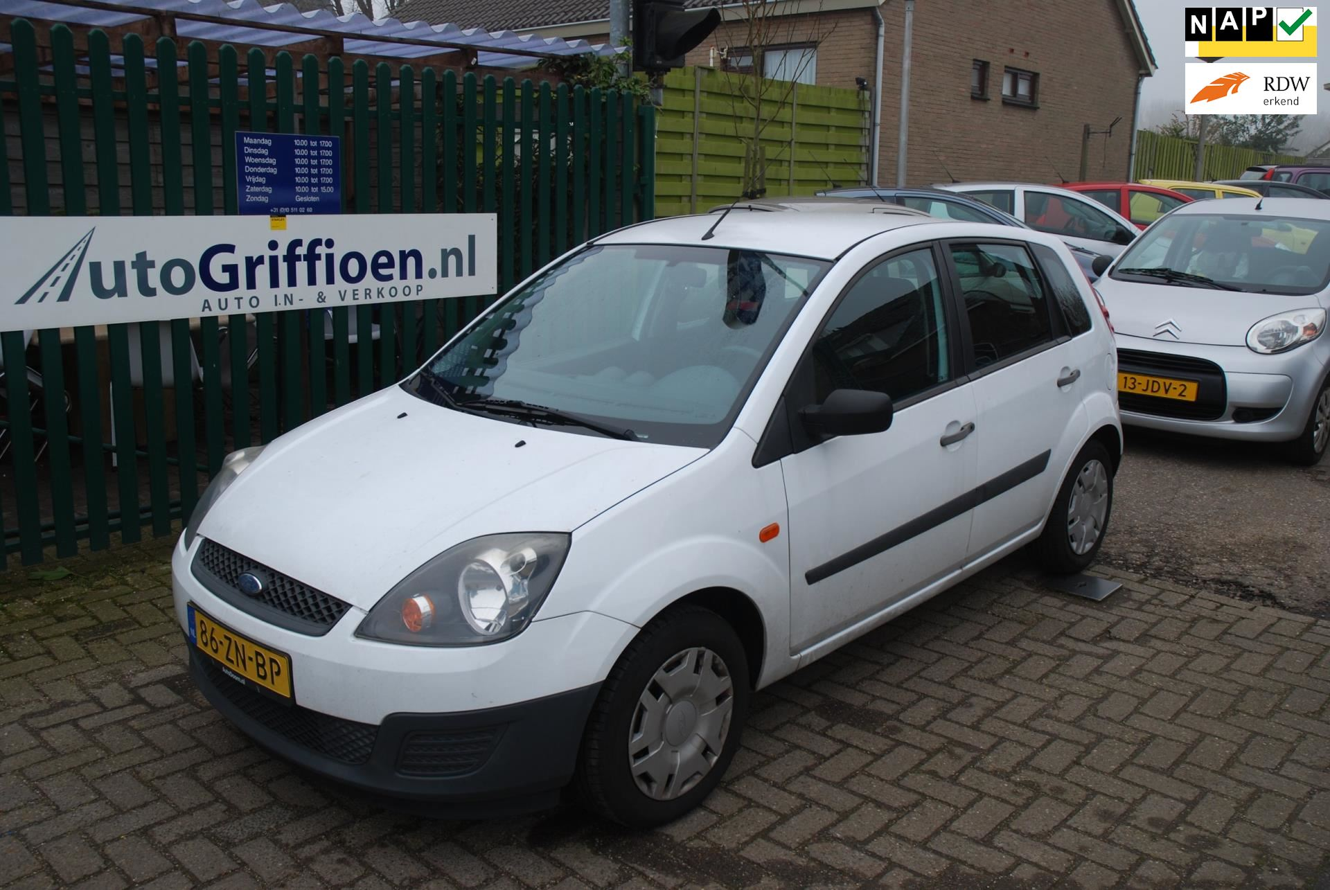 Ford Fiesta occasion - Auto Griffioen B.V.