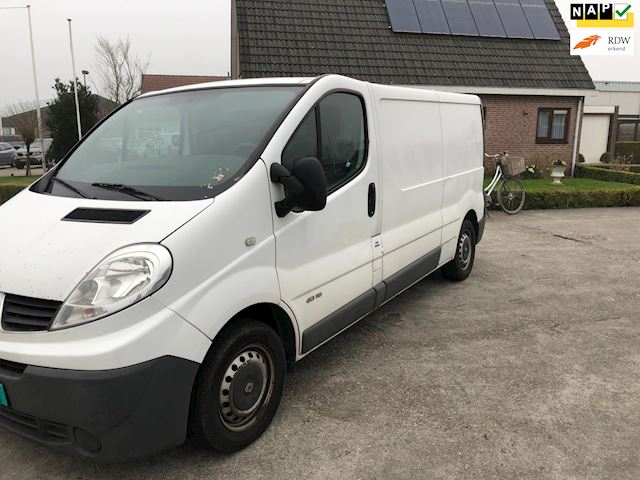 Renault Trafic 2.0 dCi T29 L2H1