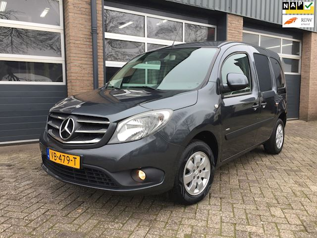 Mercedes-Benz Citan 109 CDI BlueEFFICIENCY 2x schuifdeur achterklep