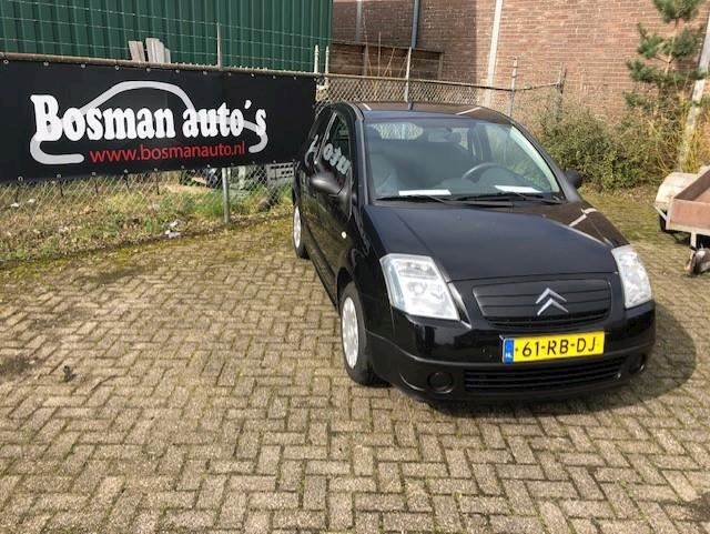 Citroen C2 1.1i Furio c2 1.1 furio cool edition