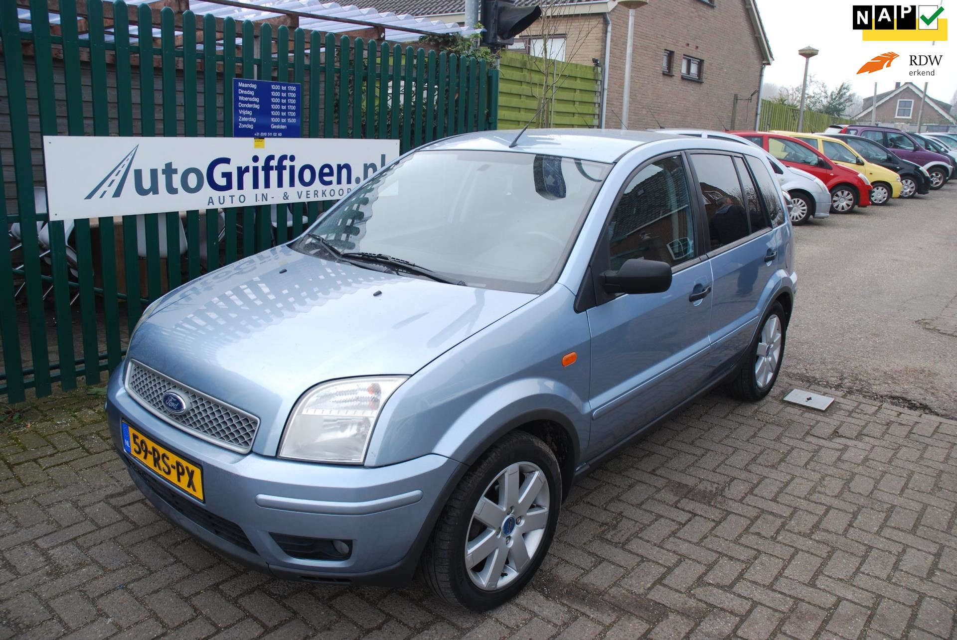 Ford Fusion occasion - Auto Griffioen B.V.