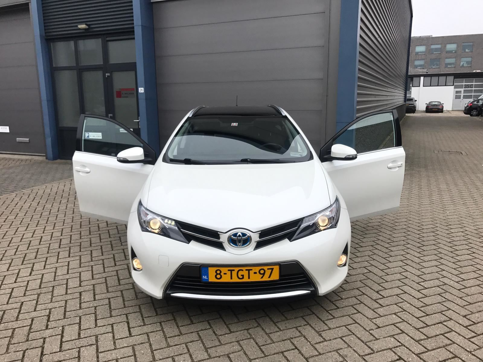 Toyota Auris Touring Sports occasion - Ideaal Auto's
