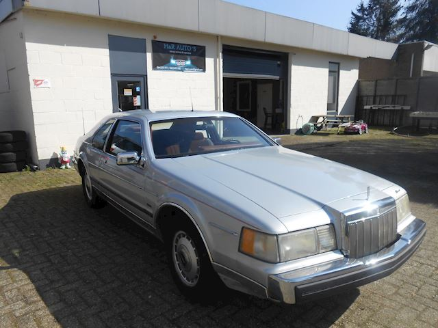 Lincoln Continental 5.0 Mark VII LSC