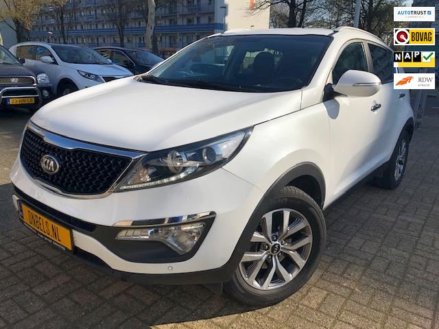 Kia Sportage 1.6 GDI World Cup Edition Navi/Camera