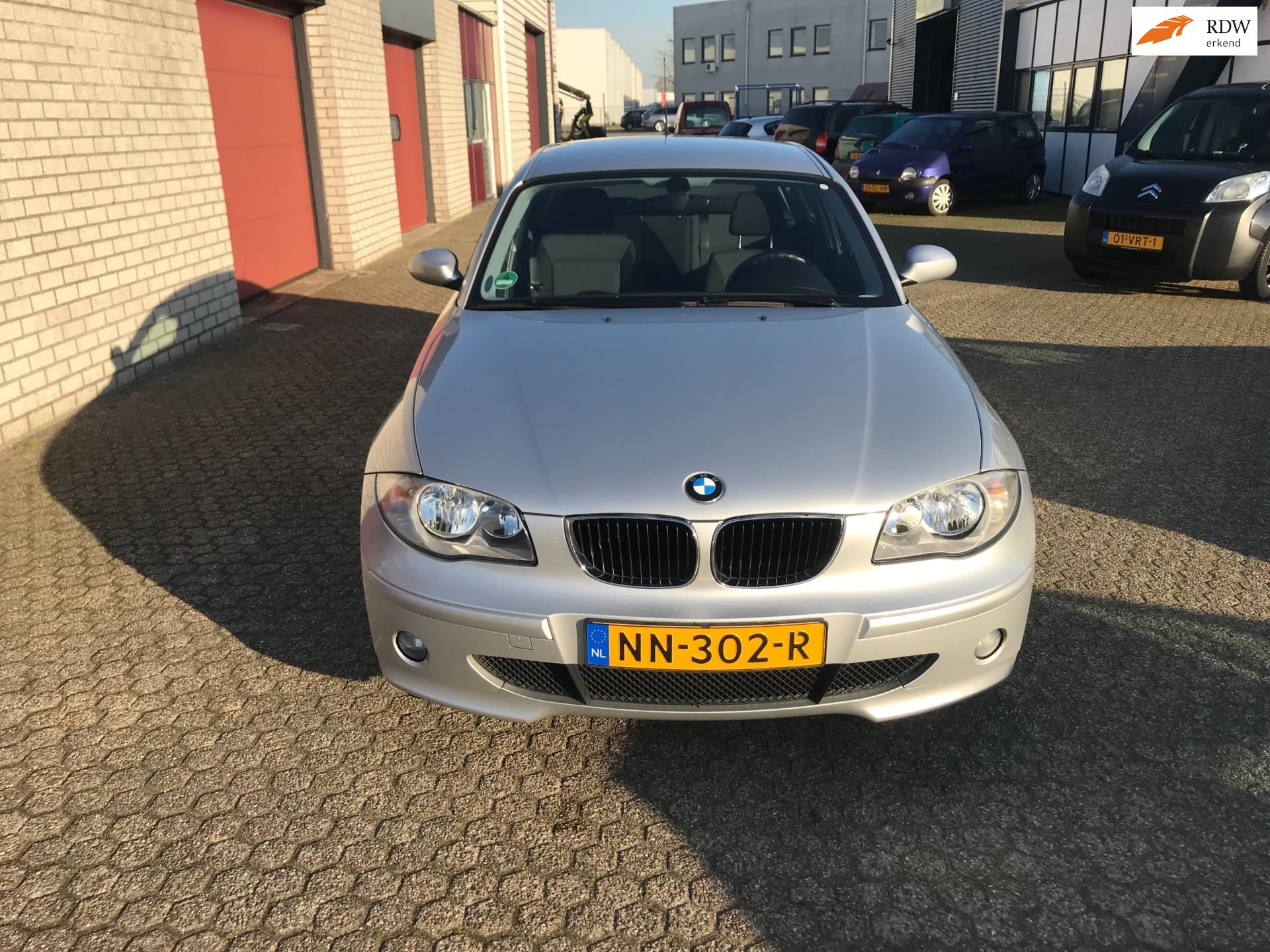 BMW 1-serie occasion - AG Auto's