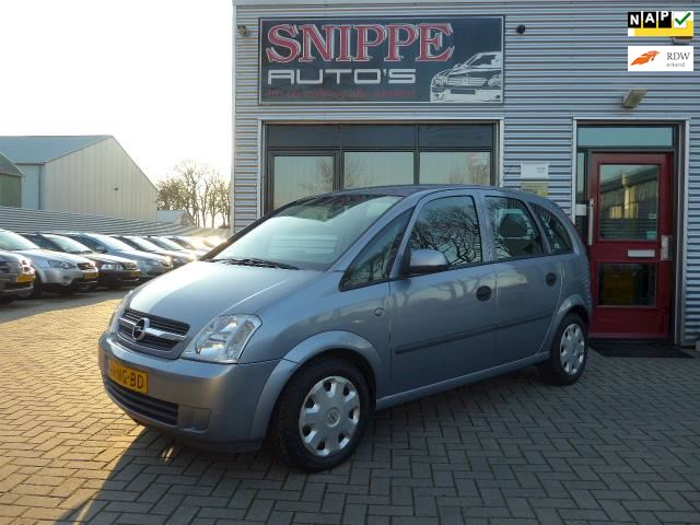 Opel Meriva 1.6-16V Enjoy -AUTOMAAT-AIRCO-CRUISE-TREKHAAK-