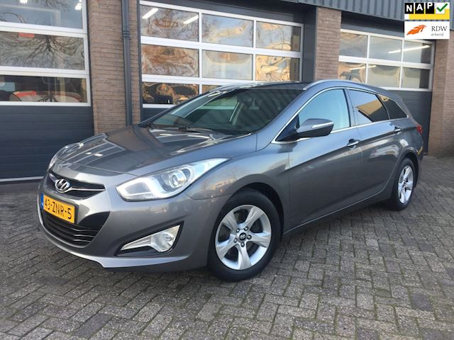 Hyundai I40 wagon I40 Wagon 1.6 GDI Blue Business Edition