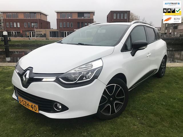 Renault Clio Estate 0.9 TCe Expression NAVI TREKHAAK AIRCO PDC