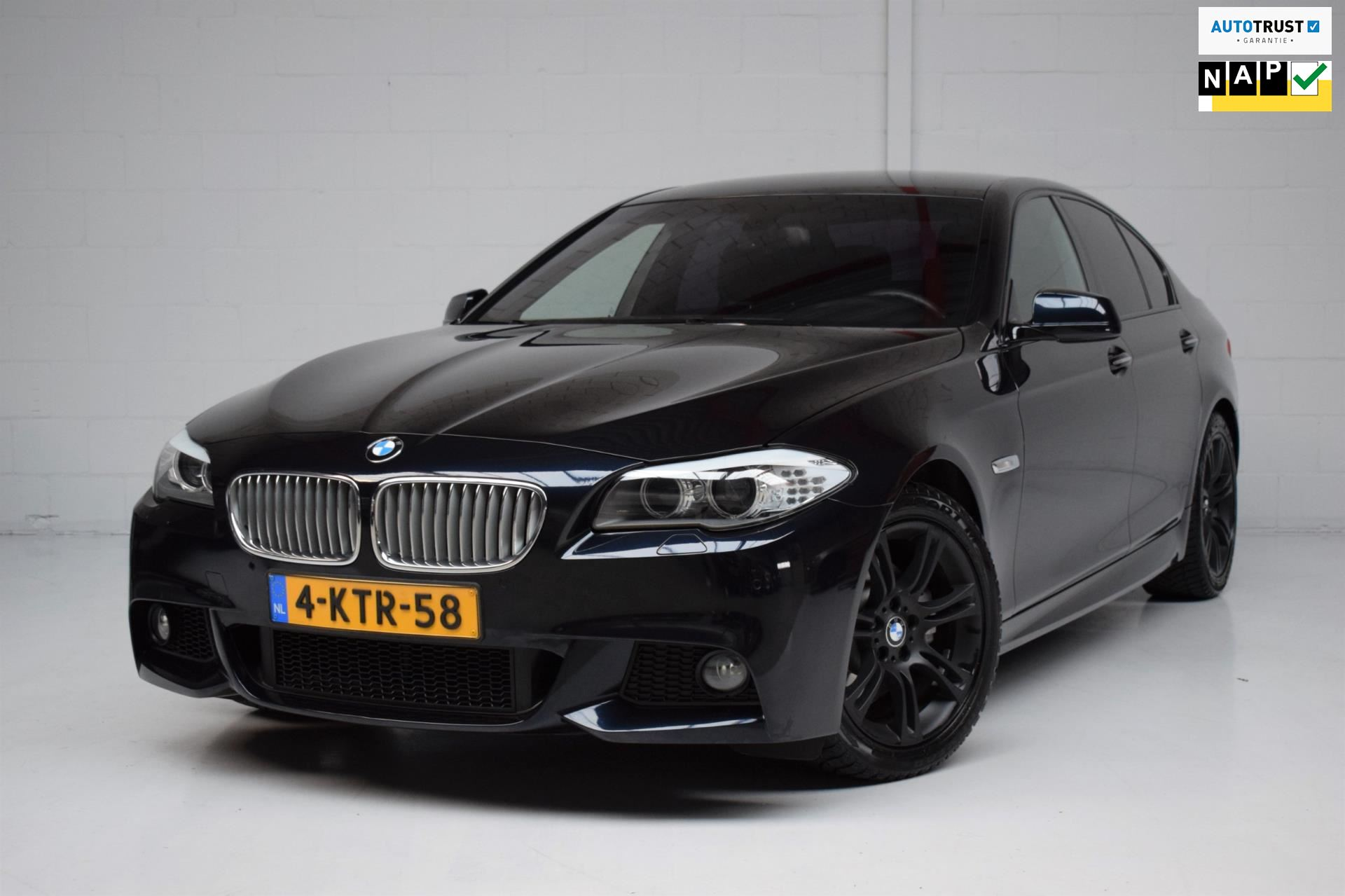 BMW 5-serie occasion - Autocenter Baas