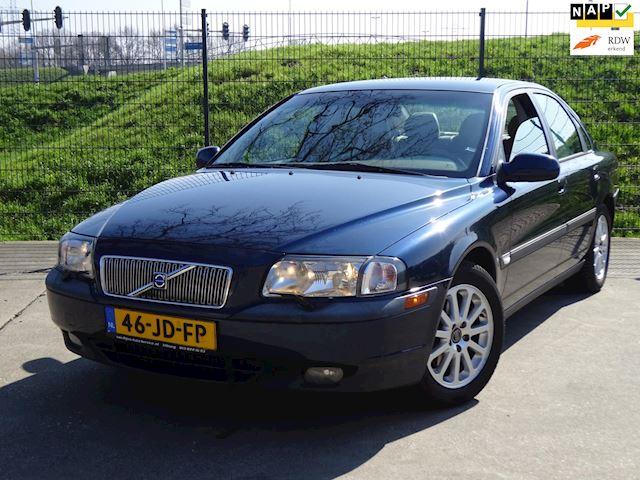 Volvo S80 2.4 Dynamic *RIJDT PERFECT* Youngtimer