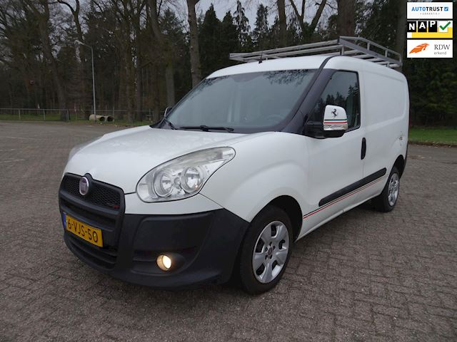 Fiat Doblò Cargo 1.3 MultiJet SX *apk:01-2020* TURBO DEFECT