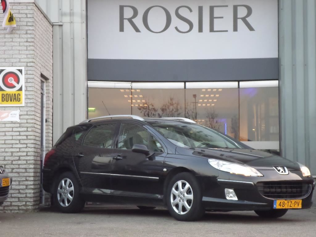 Peugeot 407 SW occasion - Rosier Auto's